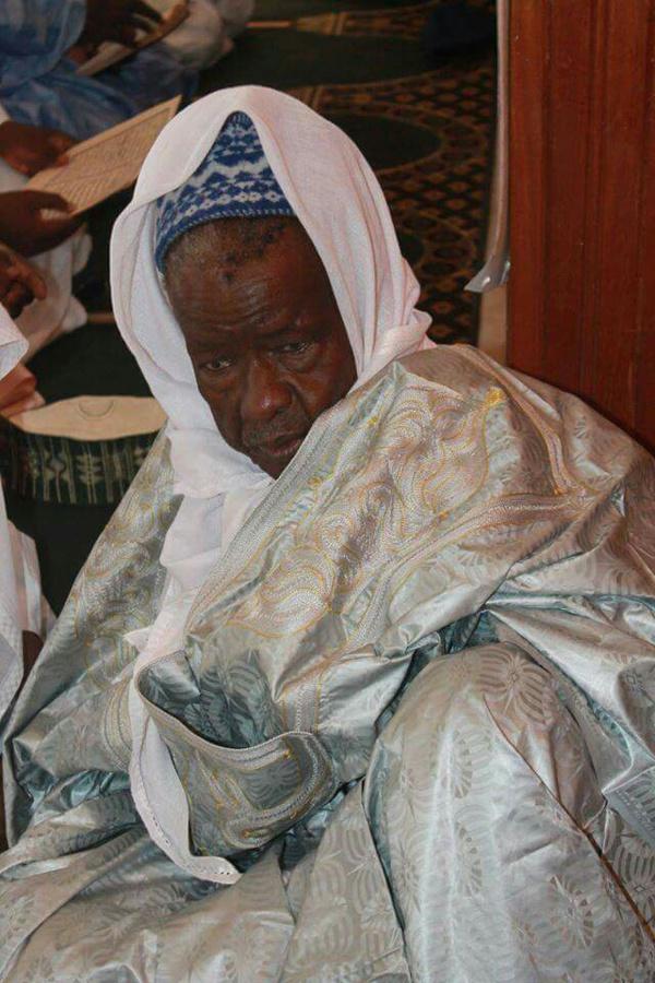 Serigne Abass Mbacké, nouveau Khalife de Darou Mouhty