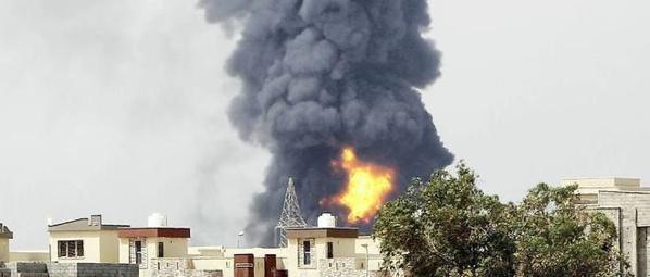 Libye : 55 morts dans un attentat-suicide
