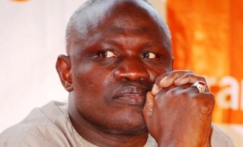 """Crise dans l'arène : Gaston Mbengue reconnait """"son échec"""""""
