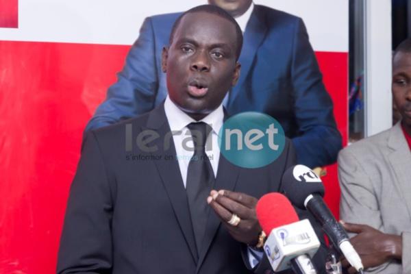 """Gackou raille Macky Sall: """"Nous ne voulons pas d'un taux de croissance saf safal"""""""
