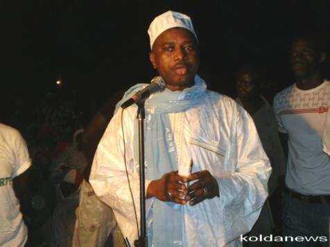 Meeting du mouvement Bamtaaré Fouladou à Goudomp :  Chérif Léhibe Aïdara rallie le balantacounda à la cause de Macky Sall