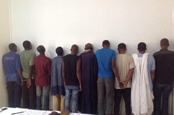 Affaire Ould Cheikh Saleck : Les 9 suspects relaxés après leur transfert à Dakar