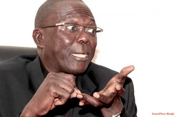 """Moustapha Diakhaté: """"Abdoulaye Wade pète encore les plombs"""""""