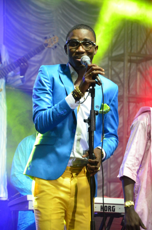 """Bercy: Wally Seck à l'assaut de l""""'antre"""" de Youssou Ndour"""
