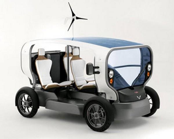Un jeune de Touba, titulaire du Bfem, crée une voiture solaire