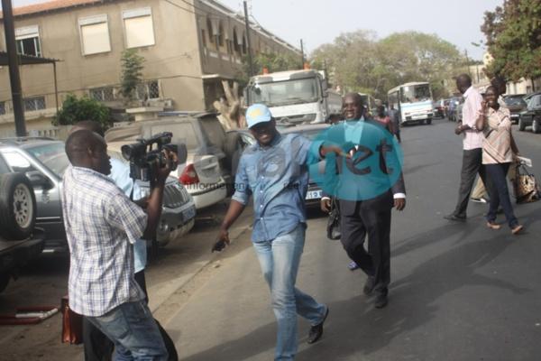 Audition de Oumar Sarr: Aïda Mbodj appelle les députés au Palais de justice