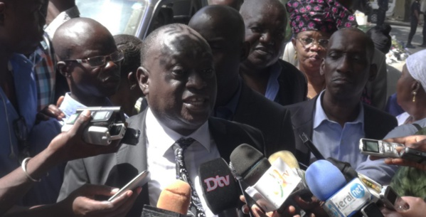 Me El Hadji Diouf : « Sidiki Kaba est en train de favoriser le 'goorjigenism' et le 'yambarism' »