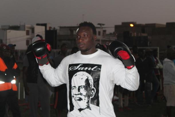 Boy Kaïré: « Ama Baldé doit s'armer de résistance… »