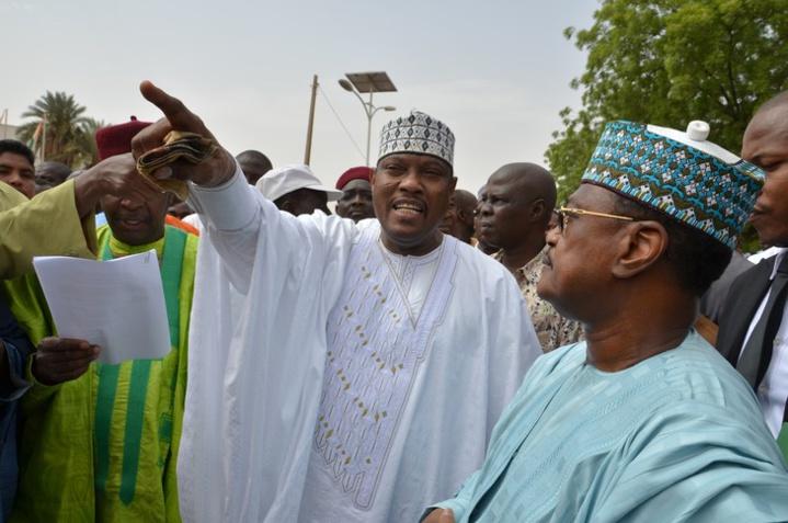 Au Niger, l'étrange cas d'Hama Amadou