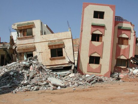 Tremblement de terre au nord du Maroc près de l'enclave de Melilla