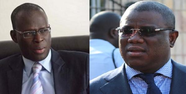 Cap Manuel : Abdoulaye Baldé et Cheikh Bamba Dièye au chevet d'Oumar Sarr