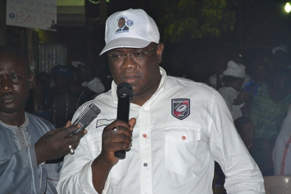 Débauchage : Baldé puise chez Ibrahima Fall