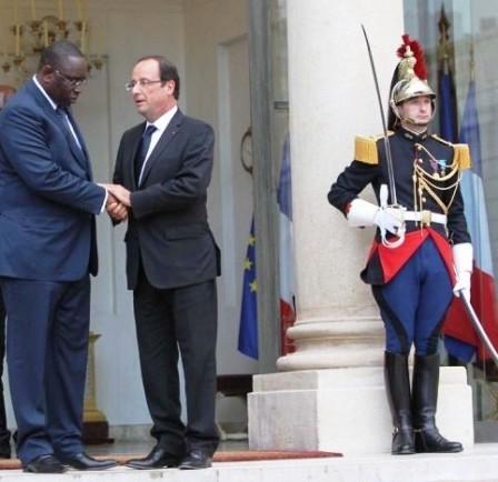Boycott de l'appel d'offres pour l'attribution de la licence 4G - Macky Sall se plaint auprès de François Hollande