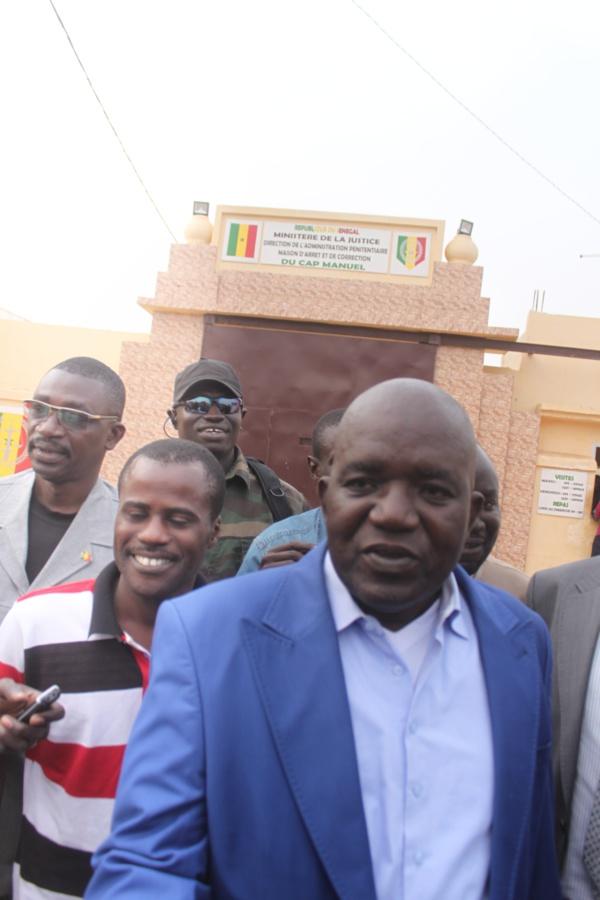 Exclusif: Oumar Sarr obtient la liberté provisoire