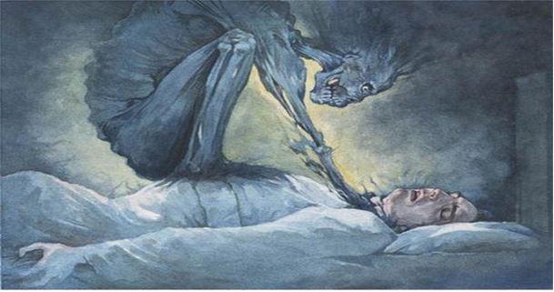 Si vous vous êtes déjà réveillé incapable de bouger, voilà ce qui s'est passé