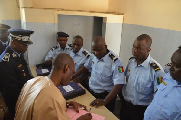 Richard Toll : Abdoulaye Daouda Diallo inaugure le nouveau Commissariat