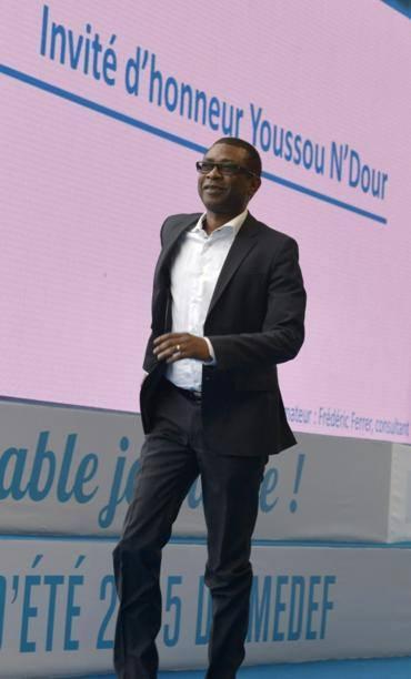 Youssou Ndour : « Je ne peux pas être avec le Président et... »
