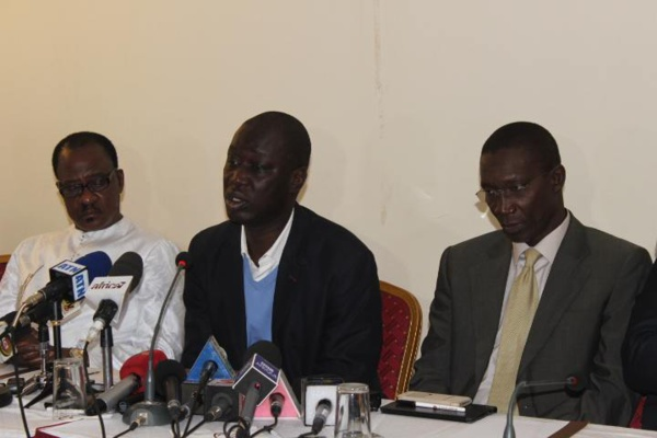 """Me Seydou Diagne: """"Karim Wade doit être libéré sans condition et le plus rapidement possible"""""""