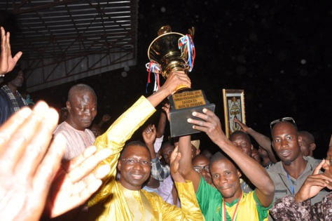 Finale départementale de Kanel : L'Asc Cité Forage de Dembakagny champion du Damga !