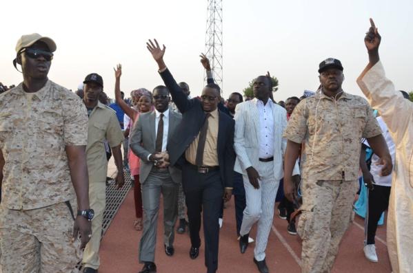 Moustapha Diop s'en prend à Malick Gakou : « Même à Guédiawaye, je le battrais »