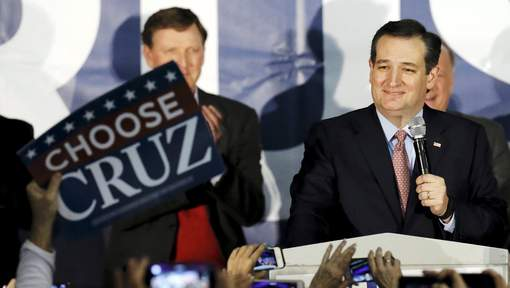 "Etats-Unis - Surprise: Ted Cruz remporte le premier ""round"""