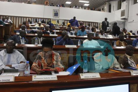 Conseil économique social et environnemental : « Le Pudc est géré par le trésor public, pas par le Pnud », selon Souleymane Jules Diop