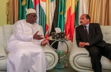 Le Président Macky Sall se rend en Mauritanie aujourd'hui