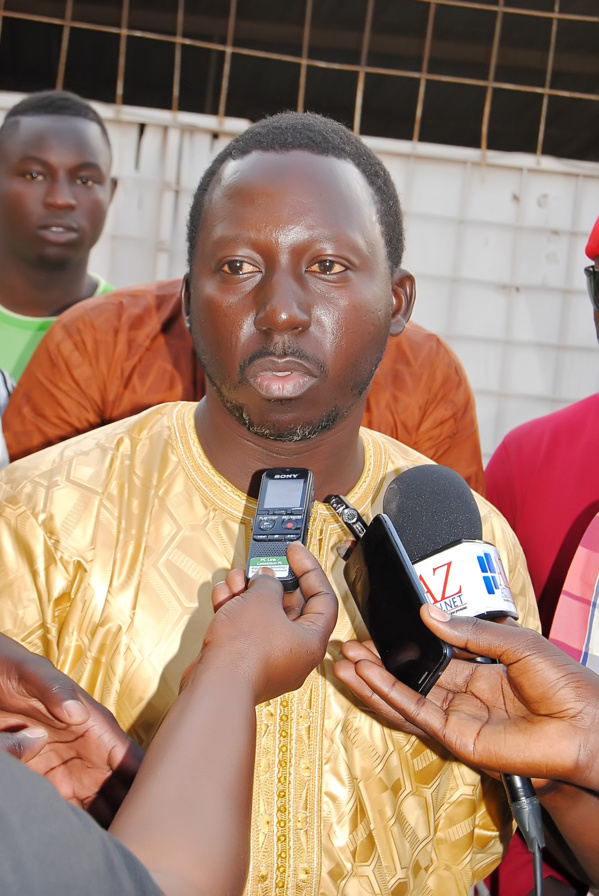 "Mora Cissé, responsable APR Grand Yoff: ""Il faut sortir l'Apr de sa léthargie"""