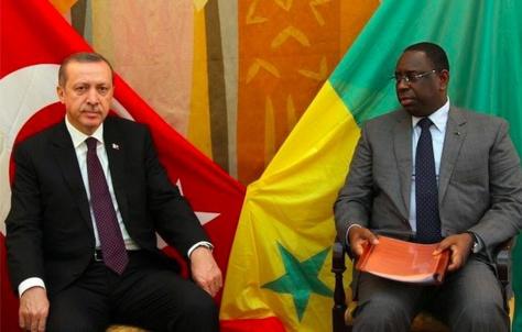 Visite du Président de la Turquie : Recep Tayyip Erdogan est à Dakar