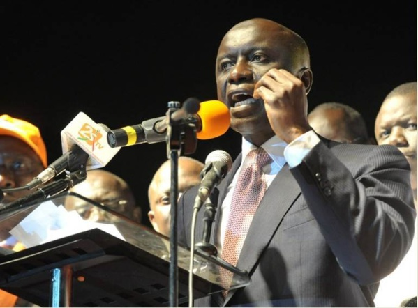 Idrissa Seck : Une brillante enfance doublée d'un homme d'Etat éclairé - Par Babacar Mar