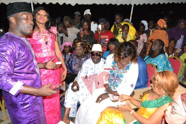 Viviane Chidid au baptême de son homonyme, la fille de son …