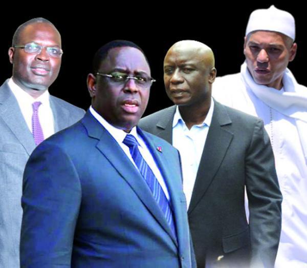 En route vers la Présidentielle : Tous contre Macky Sall