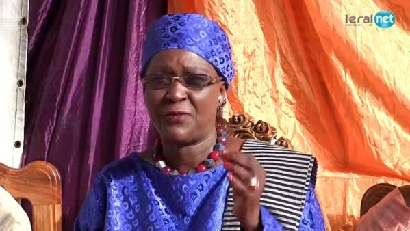"""Vidéo - Amsatou Sow Sidibé vide son sac : """"J'ai souffert à la présidence de la République"""""""
