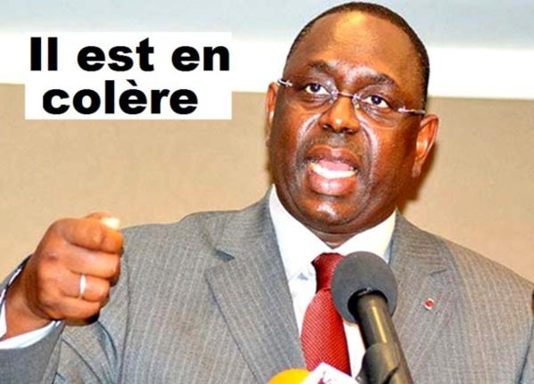 """Macky Sall tance Abdou Karim Sall et son oncle Abdoulaye Timbo : """"C'est un dernier avertissement, je vous ai à l'œil"""""""