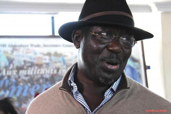 """Babacar Gaye, porte-parole du Pds: """"Pour le départ de Macky Sall, aucune hypothèse n'est exclue"""""""