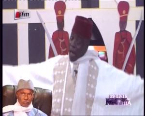 Kouthia  raille  Abdoulaye Wade