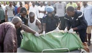 Découverte macabre : le corps d'un homme pieds et mains liés échoue sur la plage de Bargny