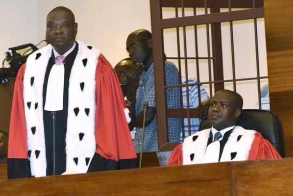 Procès Habré: Le procureur général requiert la perpétuité et la saisie des biens de l'ancien Président tchadien