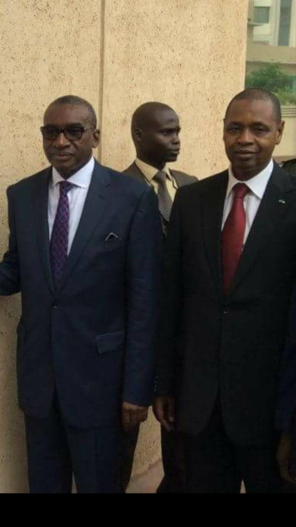 Nommé secrétaire général du ministère de la Justice, le magistrat Cheikh Tidiane Diallo devient le numéro 2 de la chancellerie