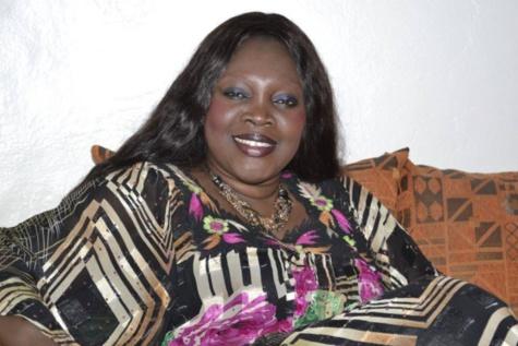 Ndella Madior Diouf réclame la libération de Karim Wade