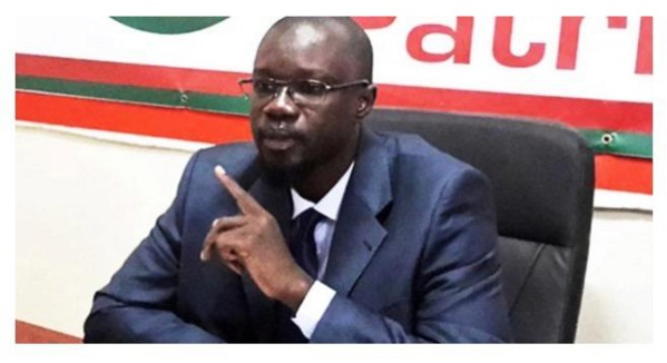 "Ousmane Sonko : ""Macky Sall sera devant la Crei à la fin de son mandat"""