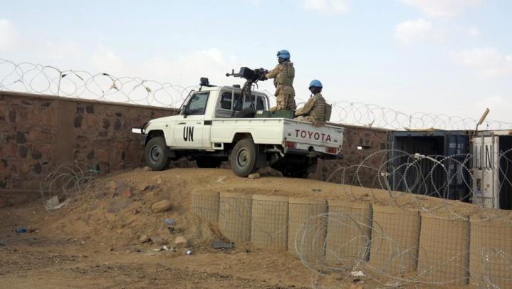 Mali: la base de l'ONU à Kidal attaquée
