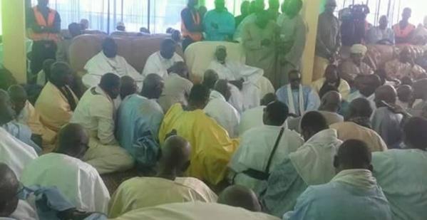 Accueil du Premier ministre à Porokhane:  El Hadji Malick Guèye a mis les bouchées doubles