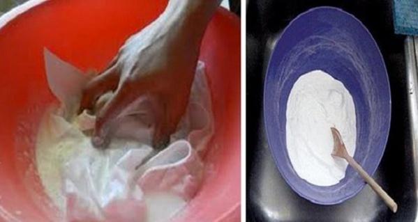 Voici comment blanchir le linge sans aucun agent de blanchiment (des astuces faciles et bon marché) !