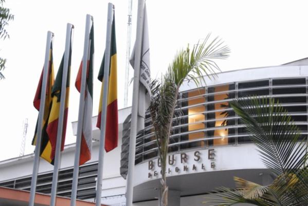 BRVM : Ecobank Tg et Servair CI sont les titres les plus actifs