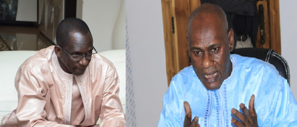 Secrétariat exécutif national de l'Apr : Echange de propos aigres-doux entre Youssou Touré et Abdoulaye Diouf Sarr