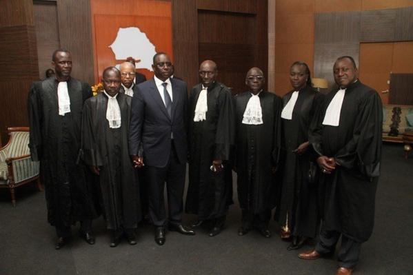 Projet de réforme constitutionnelle : Que cache l'avis estampillé « confidentiel » des cinq « sages » ?