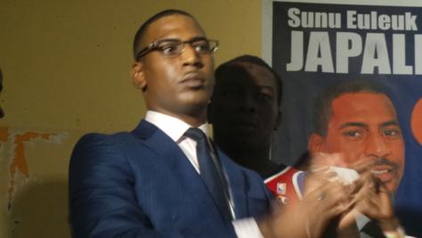 Rentrée politique : Le jeune Kéba Kanté dépose ses baluchons dans son fief de Louga
