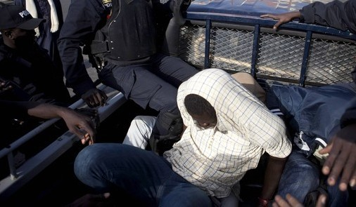 Terrorisme : La DIC intercepte huit jeunes candidats au Jihad