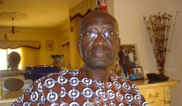 """Ndiouga Ndiaye, ancien ambassadeur du Sénégal en Gambie : """"Je suis abasourdi par cette absence de réplique aux provocations..."""""""